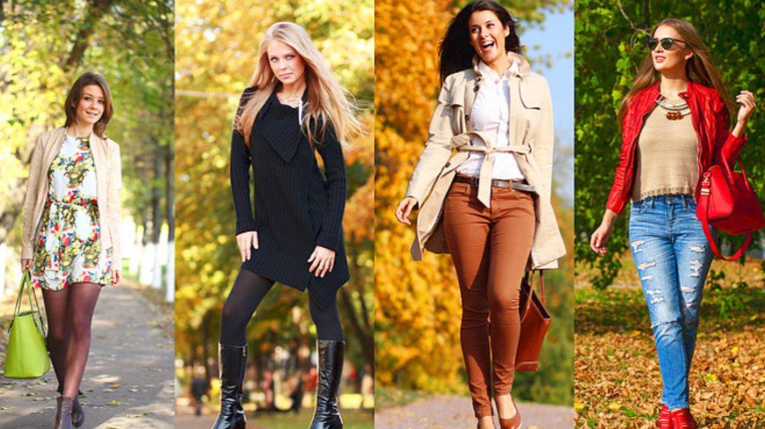c32f9e22845 Šik v barvách podzimu  40 slušivých outfitů pro tvou inspiraci ...