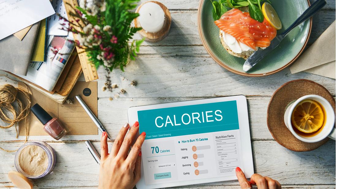 pocitani kalorii