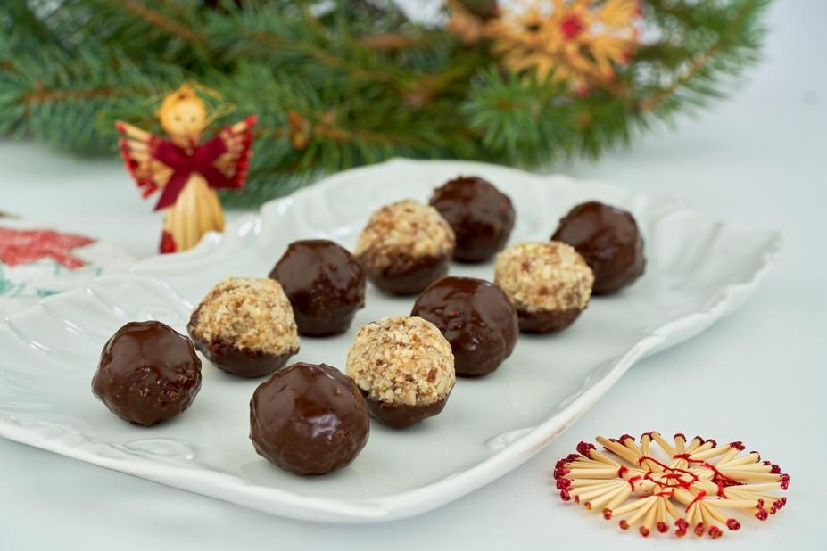 Čokoládov kuličky