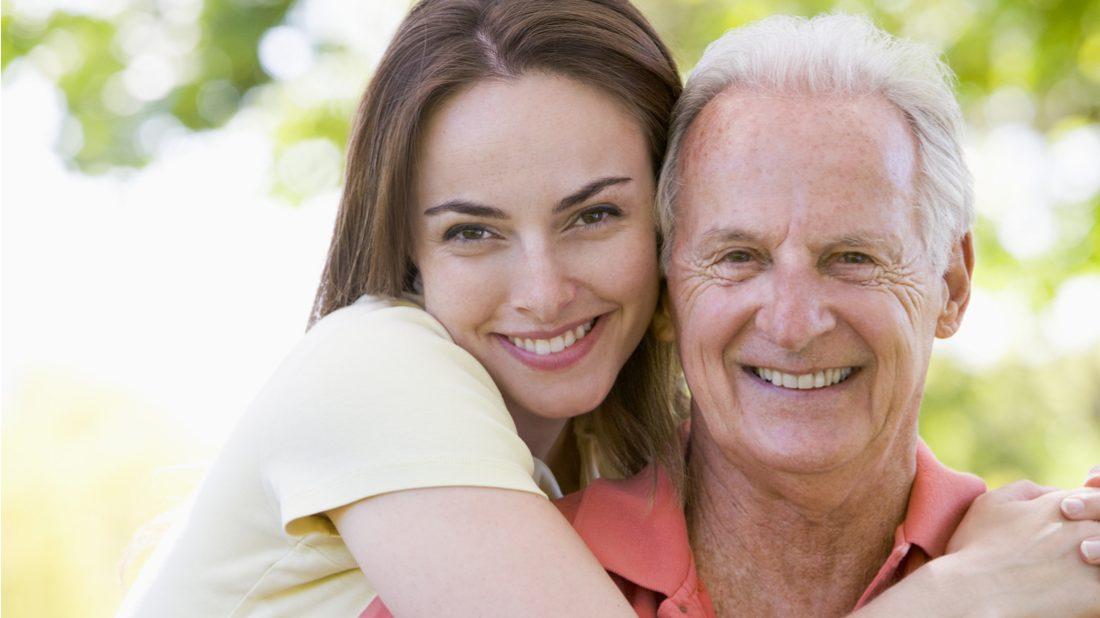 Seznamka pro starší muže