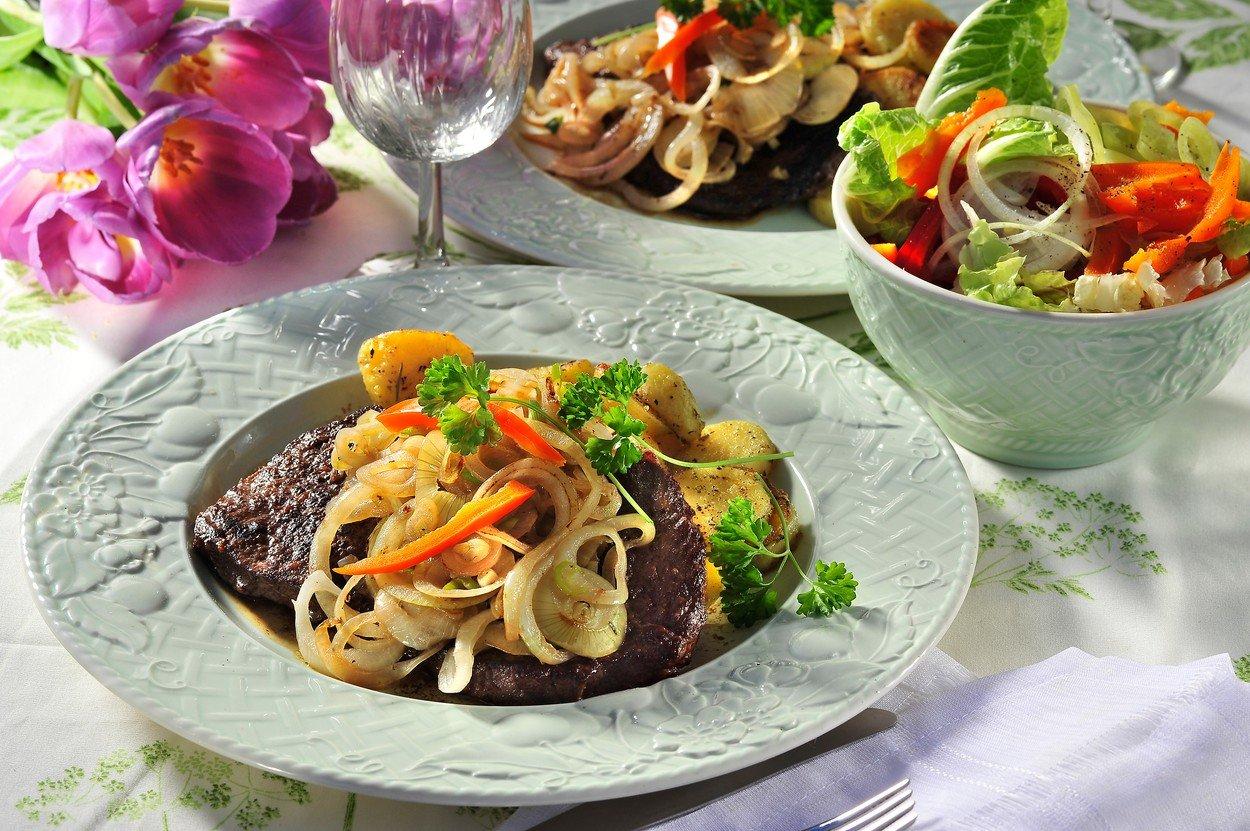 Viennese Steak