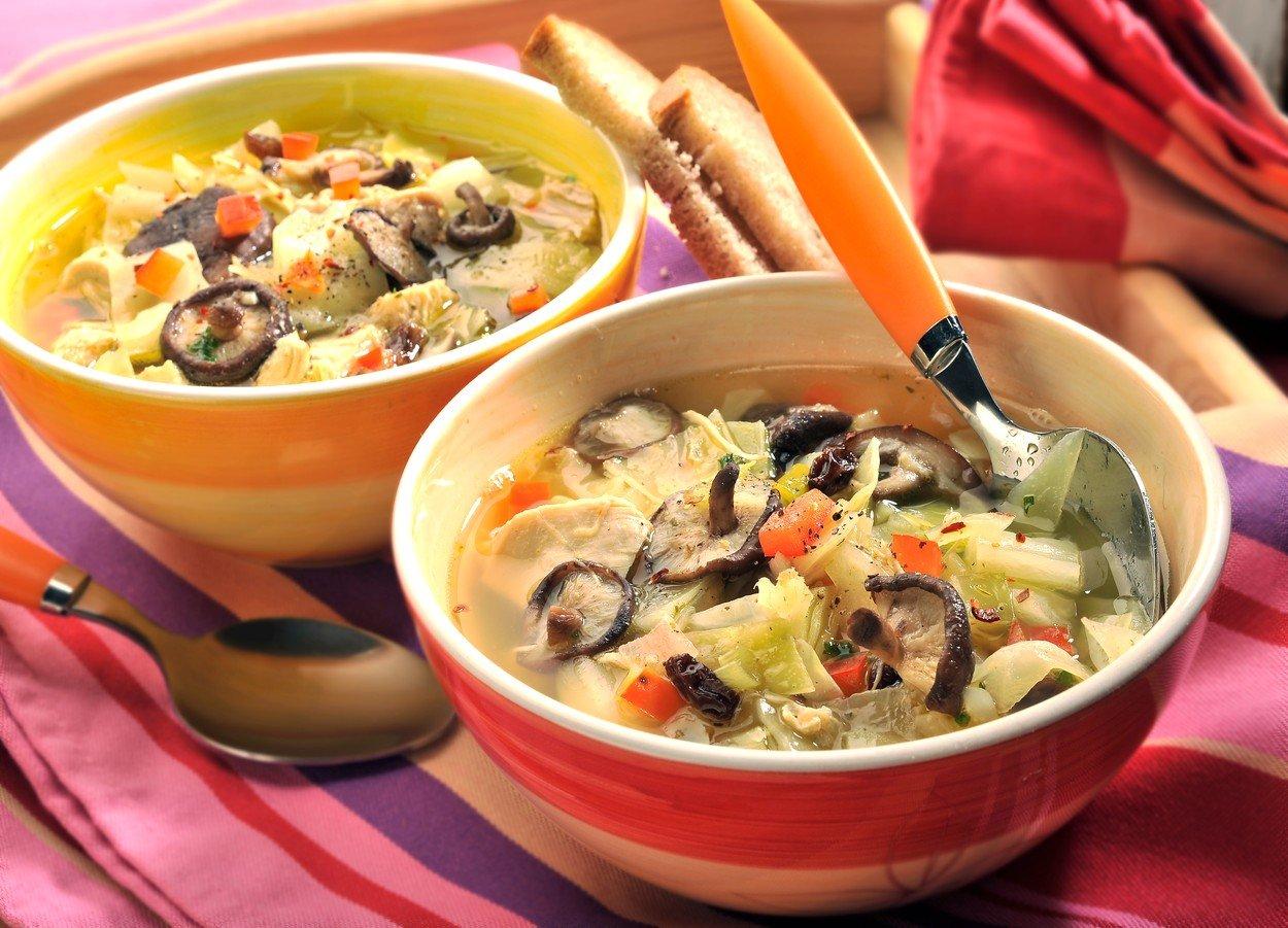 Sweet Sour Soup