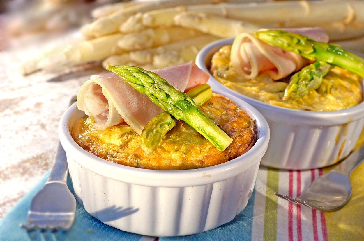 Asparagus Bowls