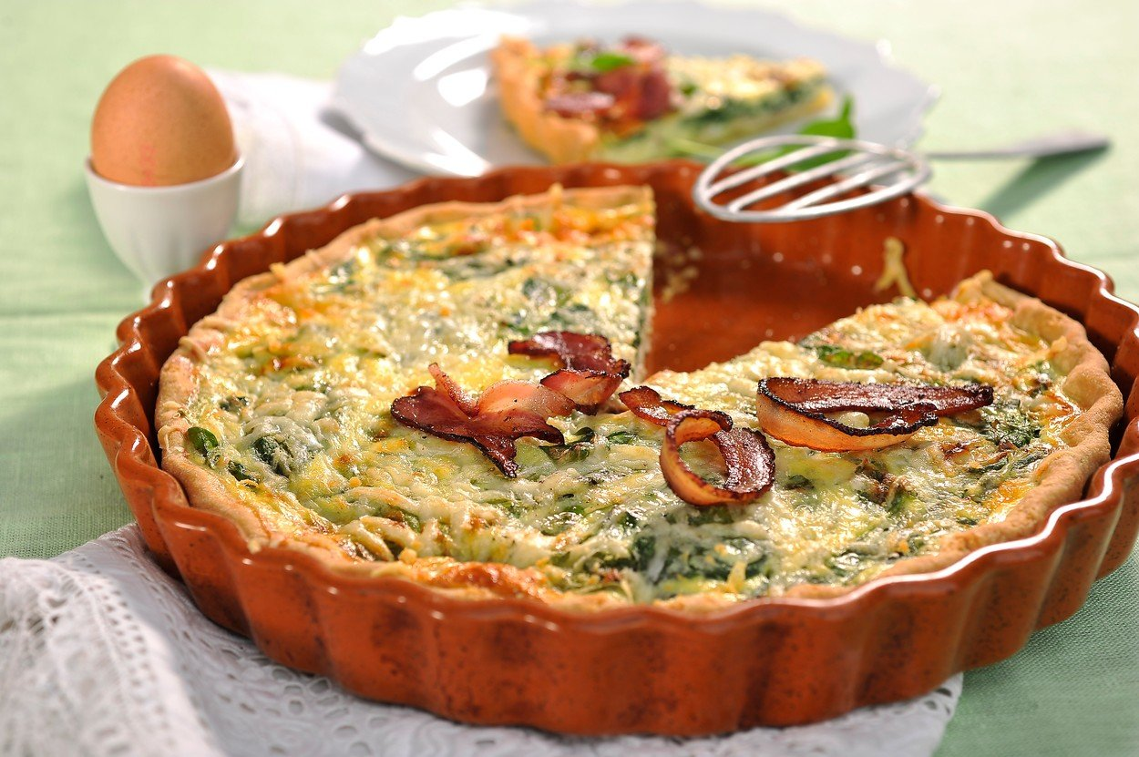 Spinach pie