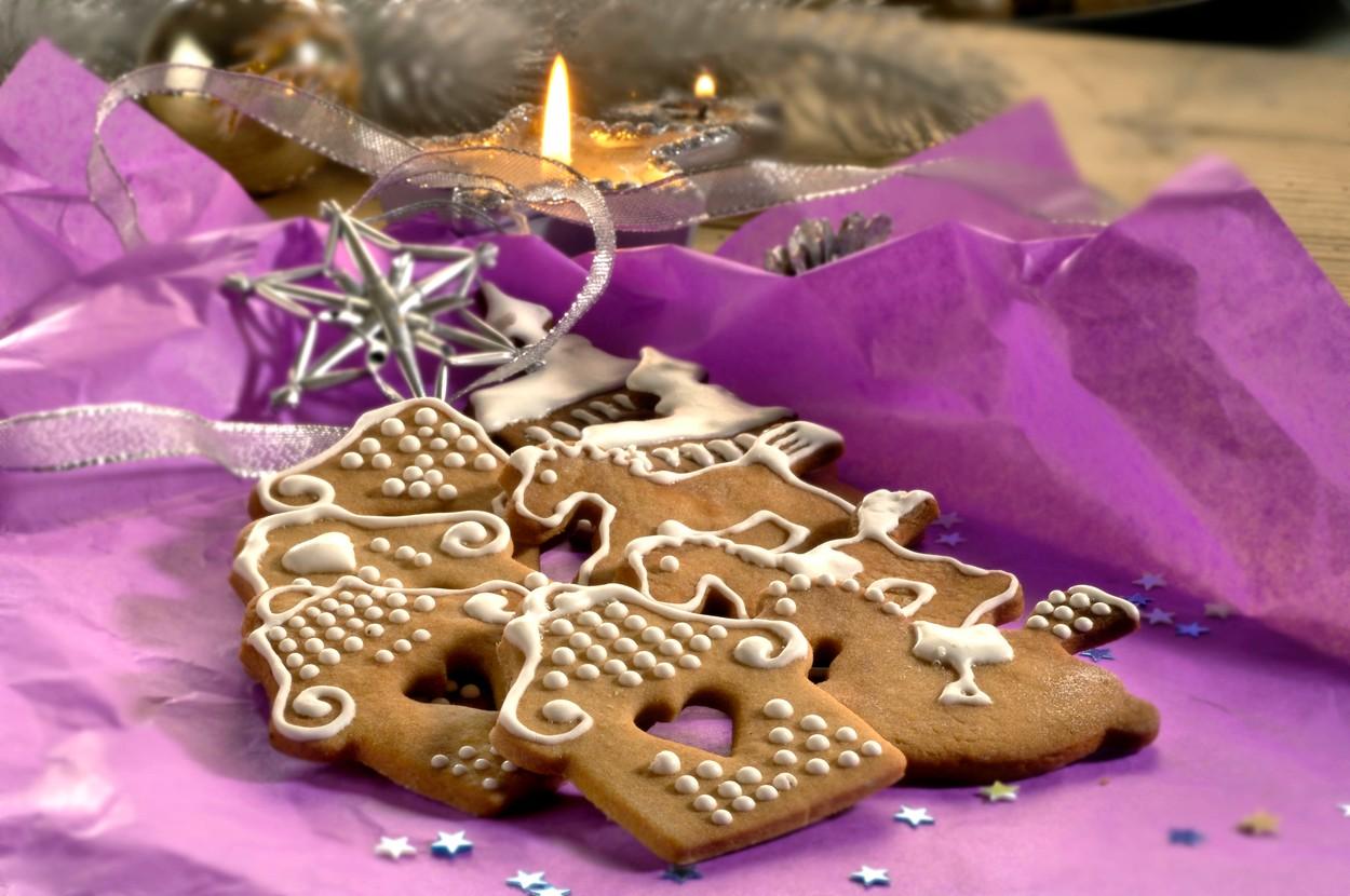Traditional Czech Gingerbreads