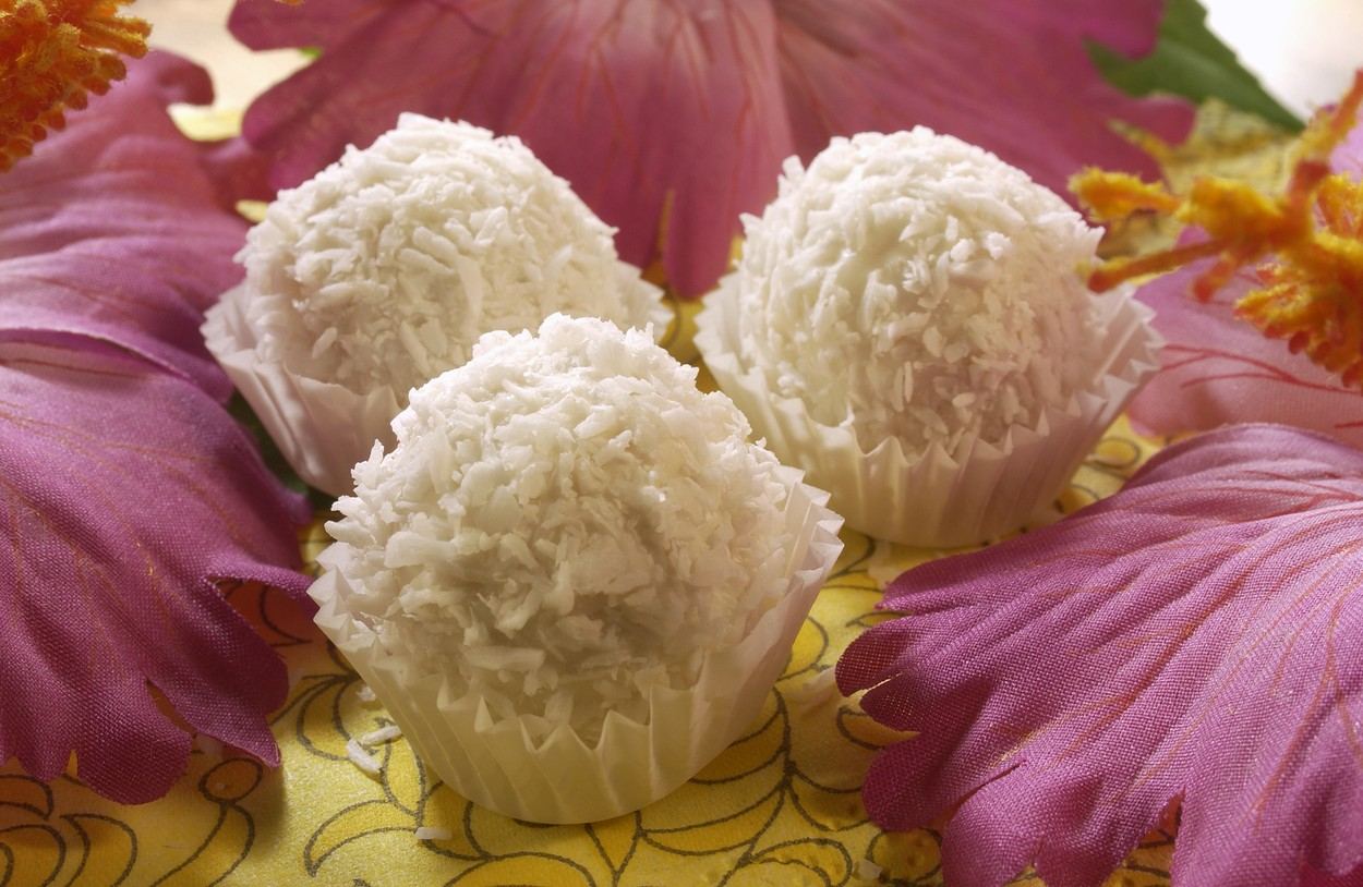 Coconut Rafaello