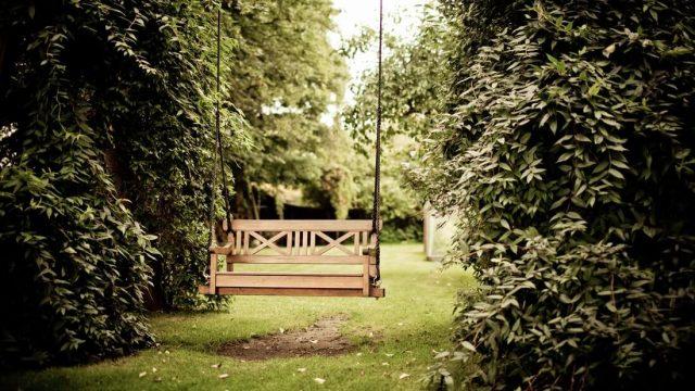 Vytvořte si na zahradě oázu klidu pro dlouhé letní večery